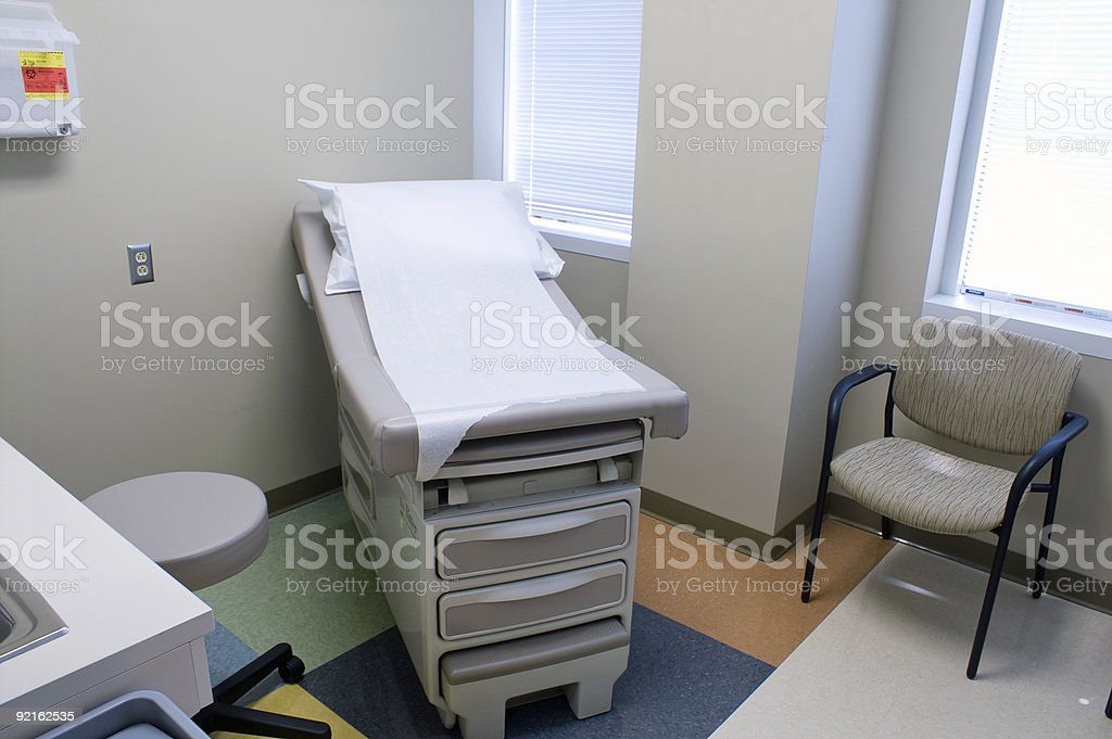 Doctor's Office royalty-free stock photo