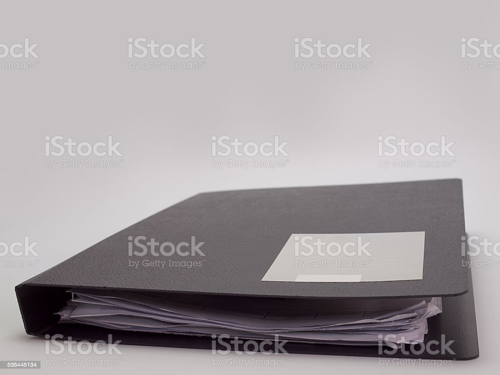 document file stock photo