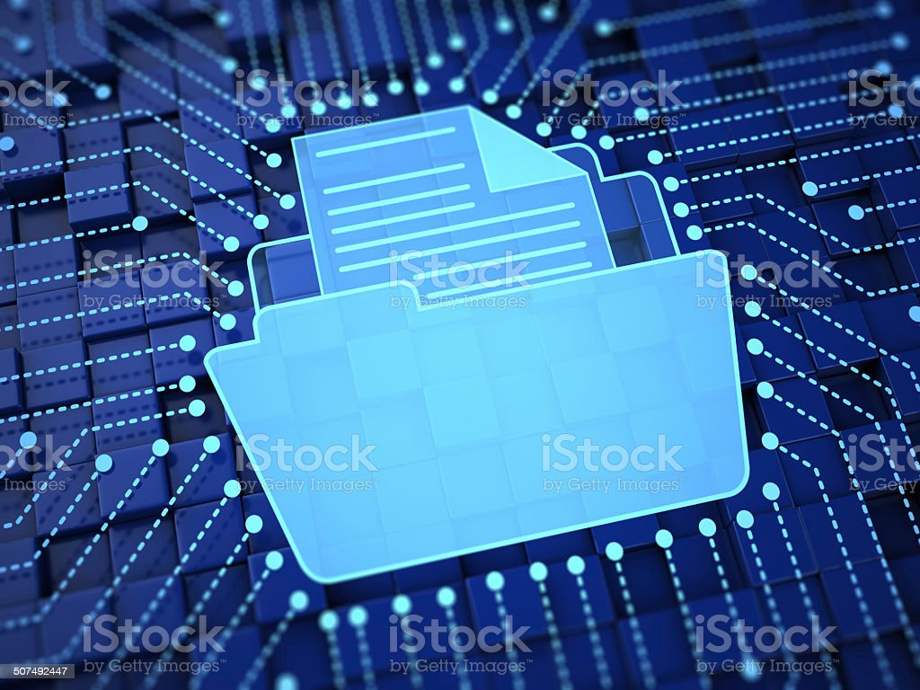 Document stock photo