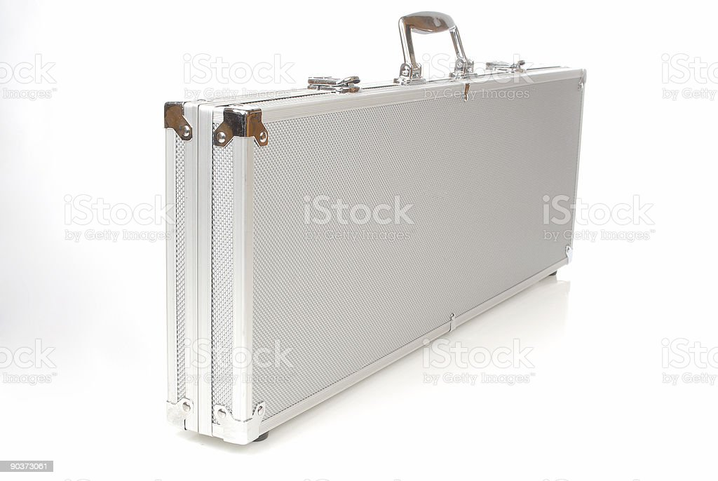 document suit-case royalty-free stock photo