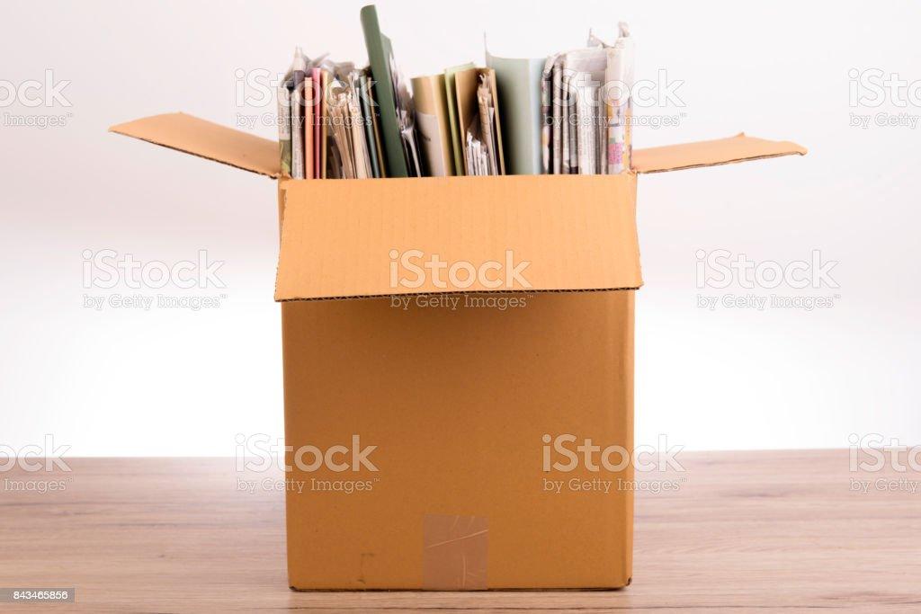 Documents stock photo