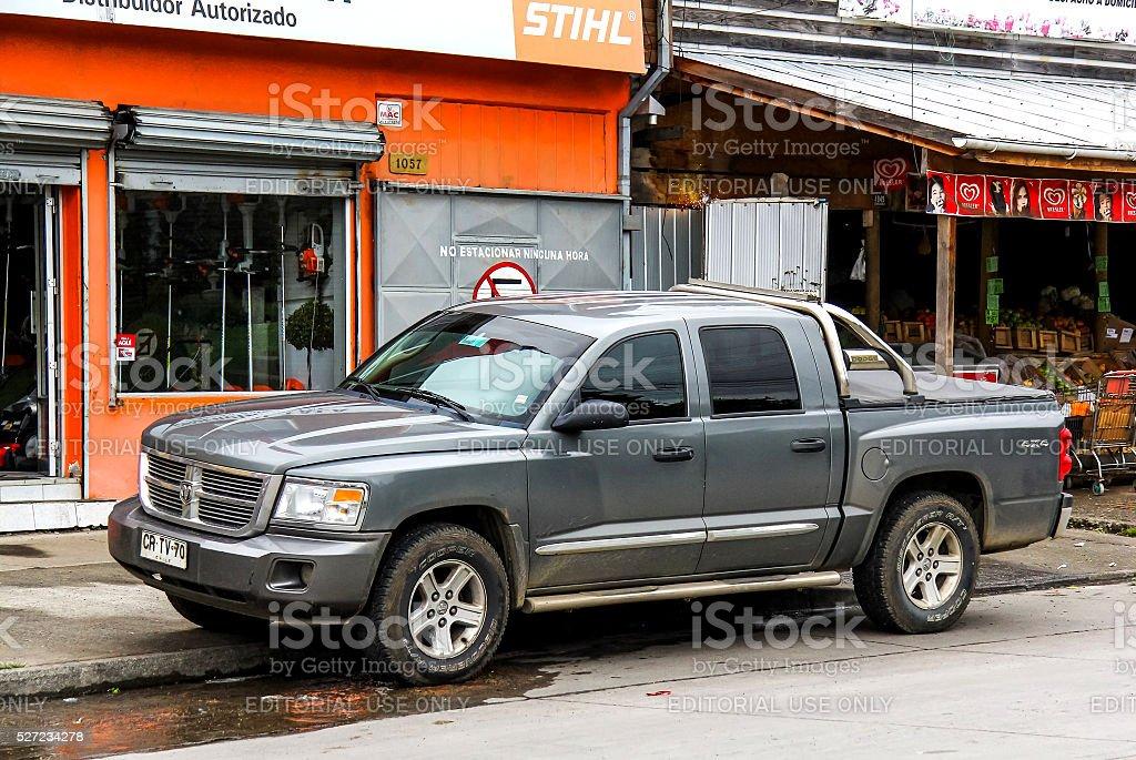 Dodge Dakota stock photo
