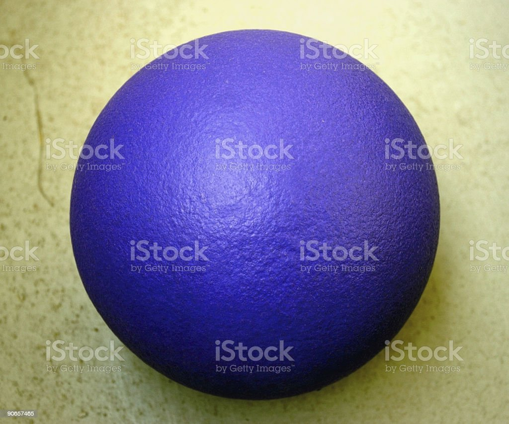 Dodgeball royalty-free stock photo