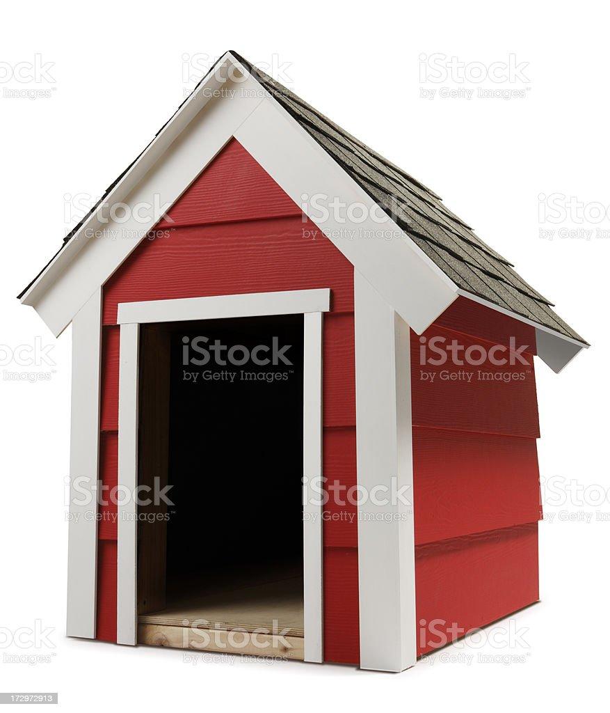 Dog House royalty-free stock photo