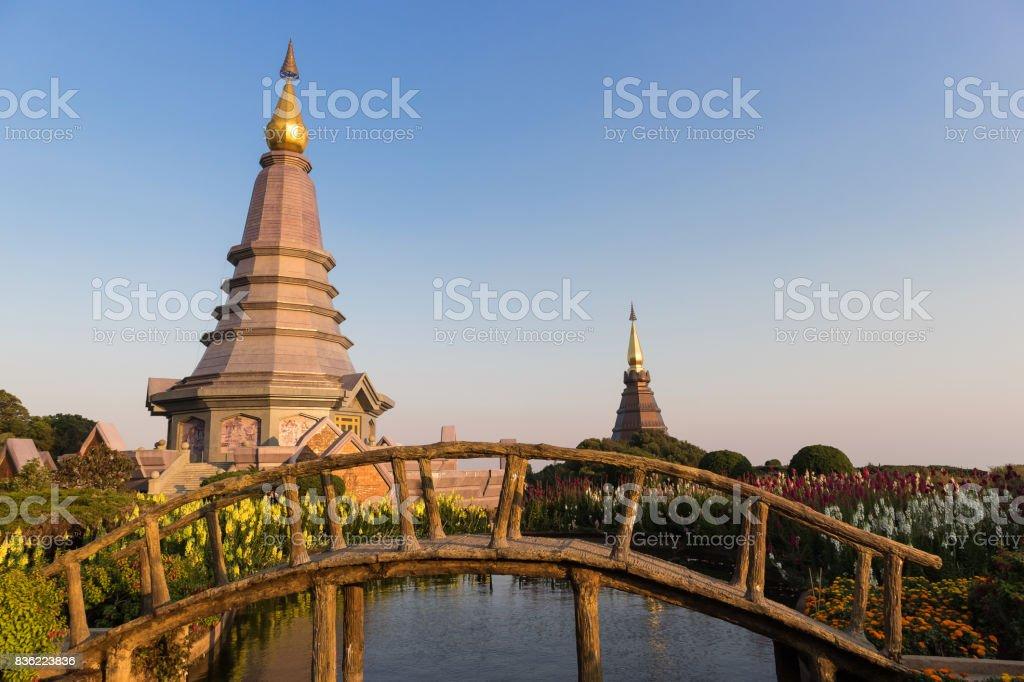 Doi inthanon Chiang Mai, Thailand stock photo