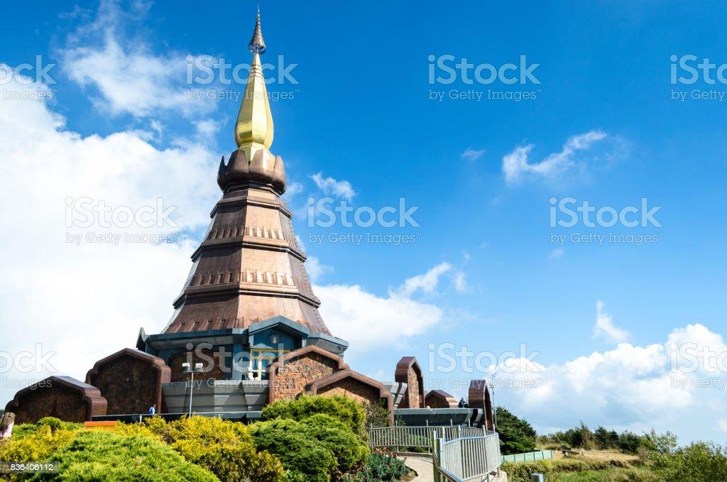Doi Inthanon Chiang Mai Thailand stock photo