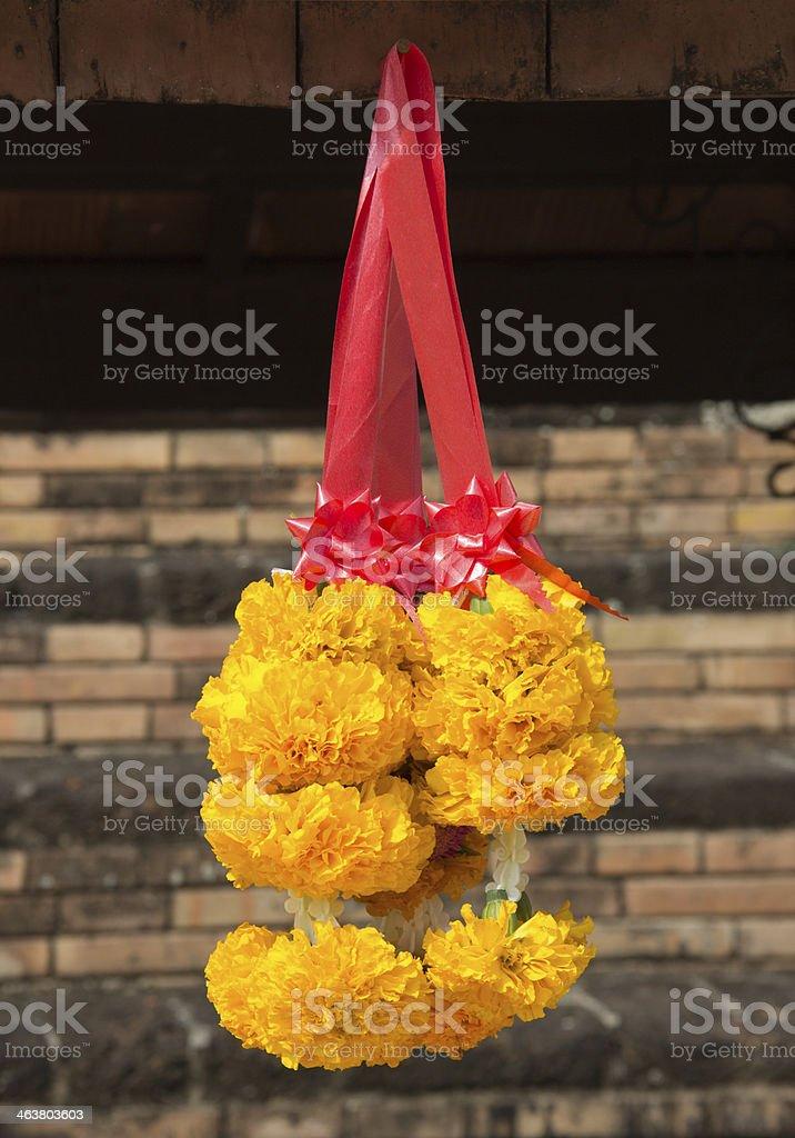 Doi suthep temple / Chiang mai royalty-free stock photo