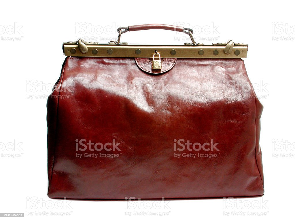 Doktortasche stock photo