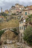 Dolcedo in Liguria