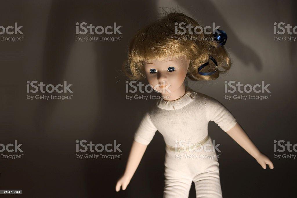 Doll 6 stock photo