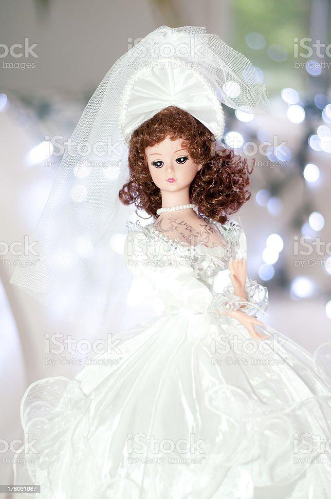 Doll Lizenzfreies stock-foto