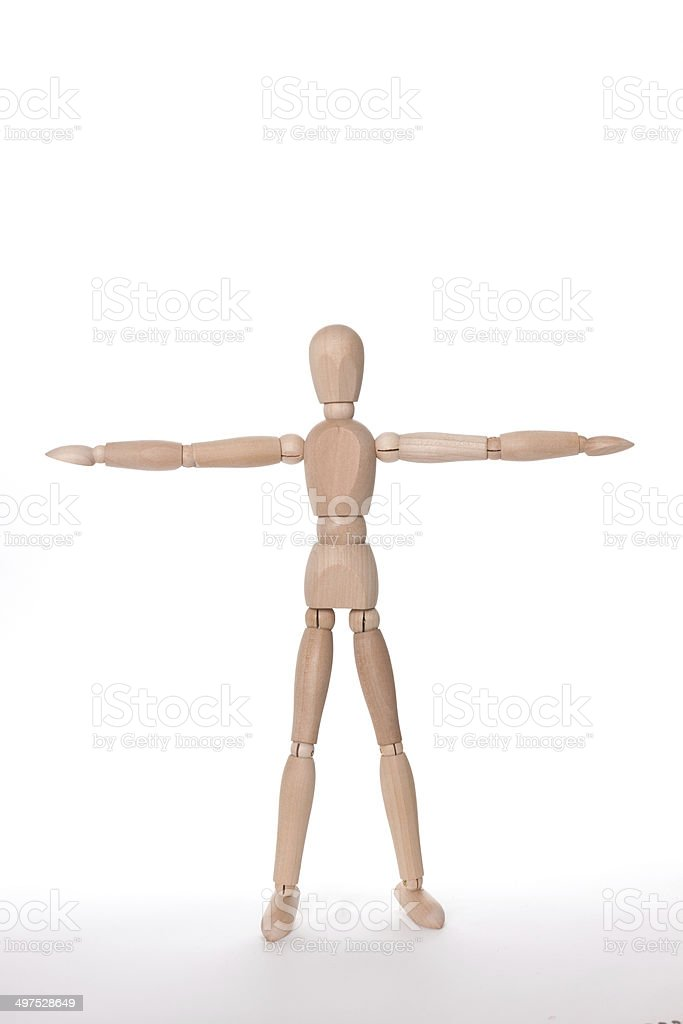 Doll that sports stock photo