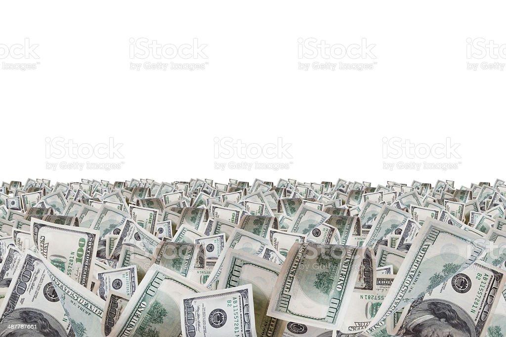 Dollar Farm stock photo