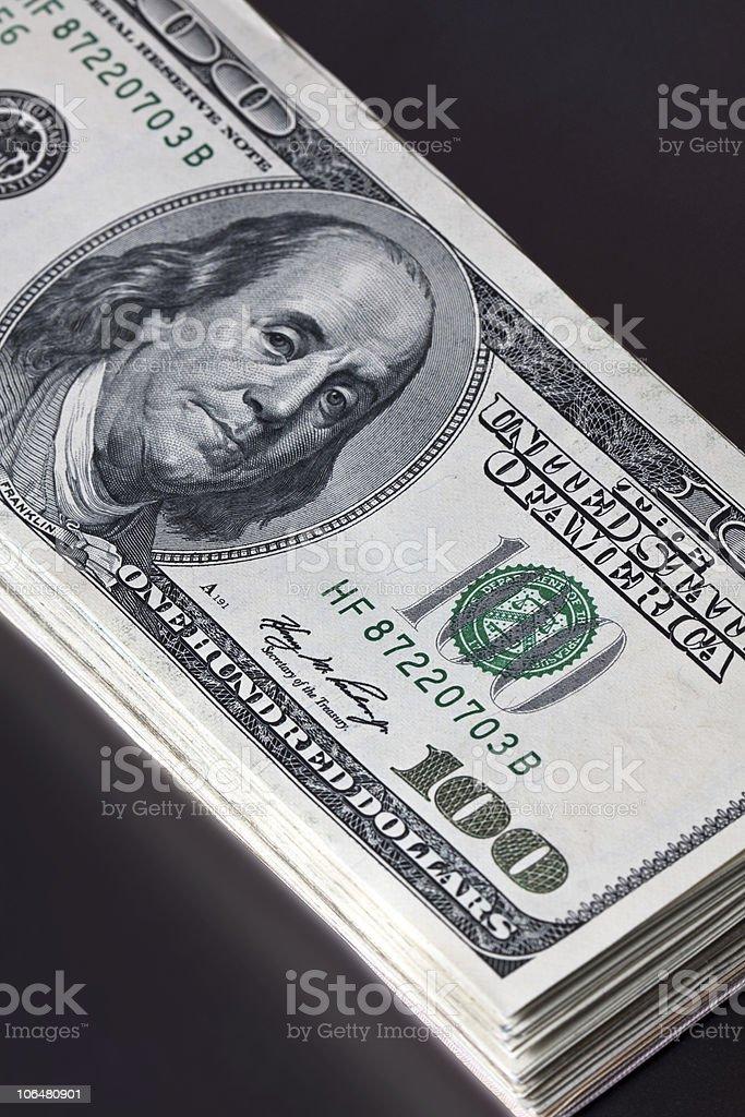U.S. Dólar foto de stock royalty-free