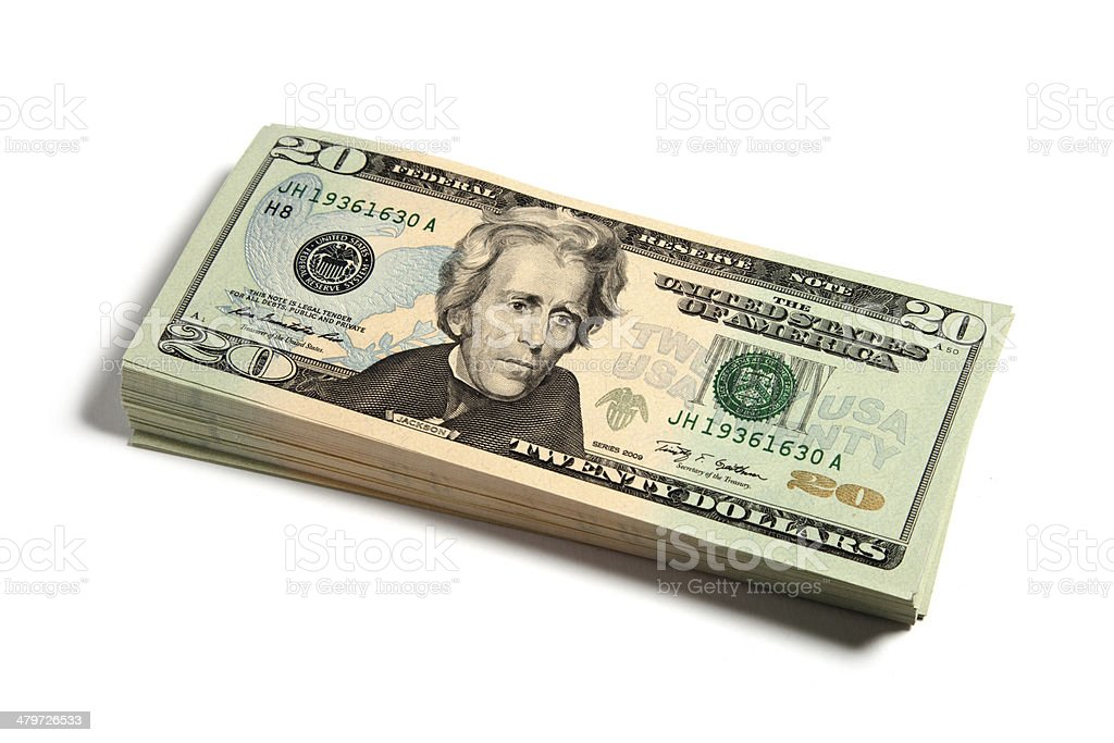USA Dollar stock photo