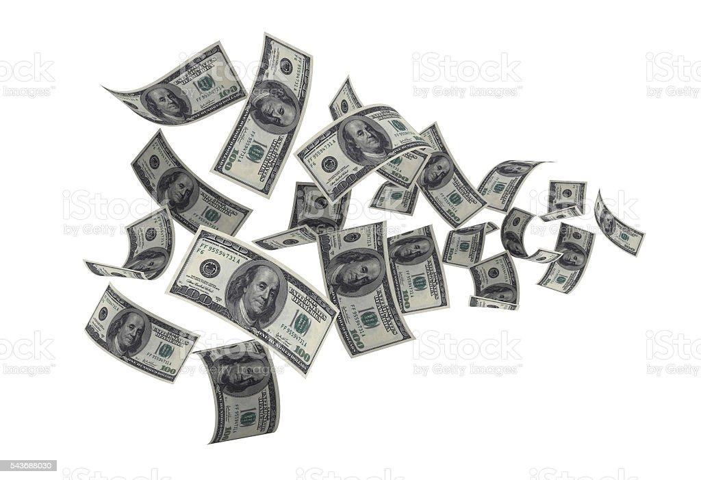 US Dollar stock photo