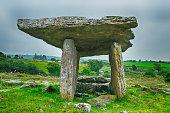 Dolmen, Poulnabrone, Ireland