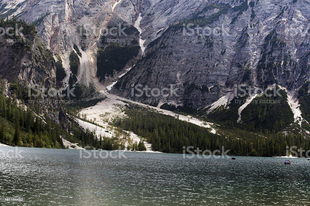 Dolomites royalty-free stock photo