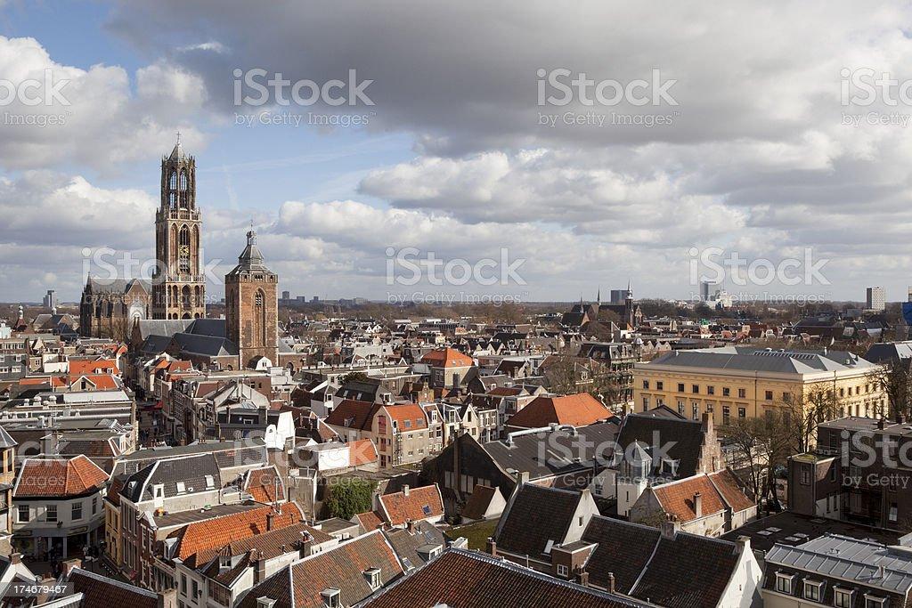 Dom Tower (XXL) stock photo