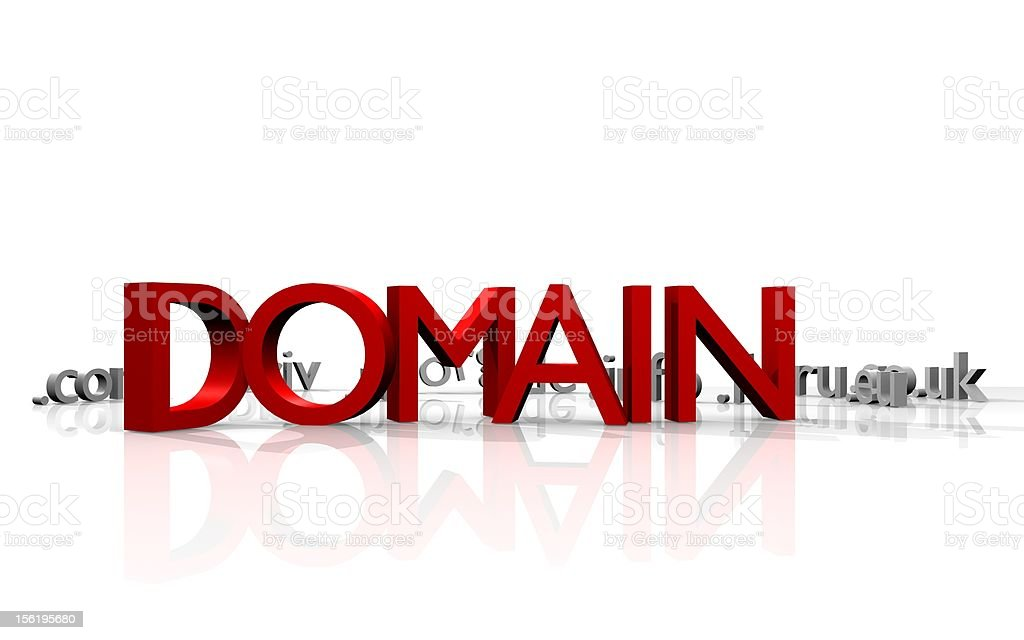 domain royalty-free stock photo