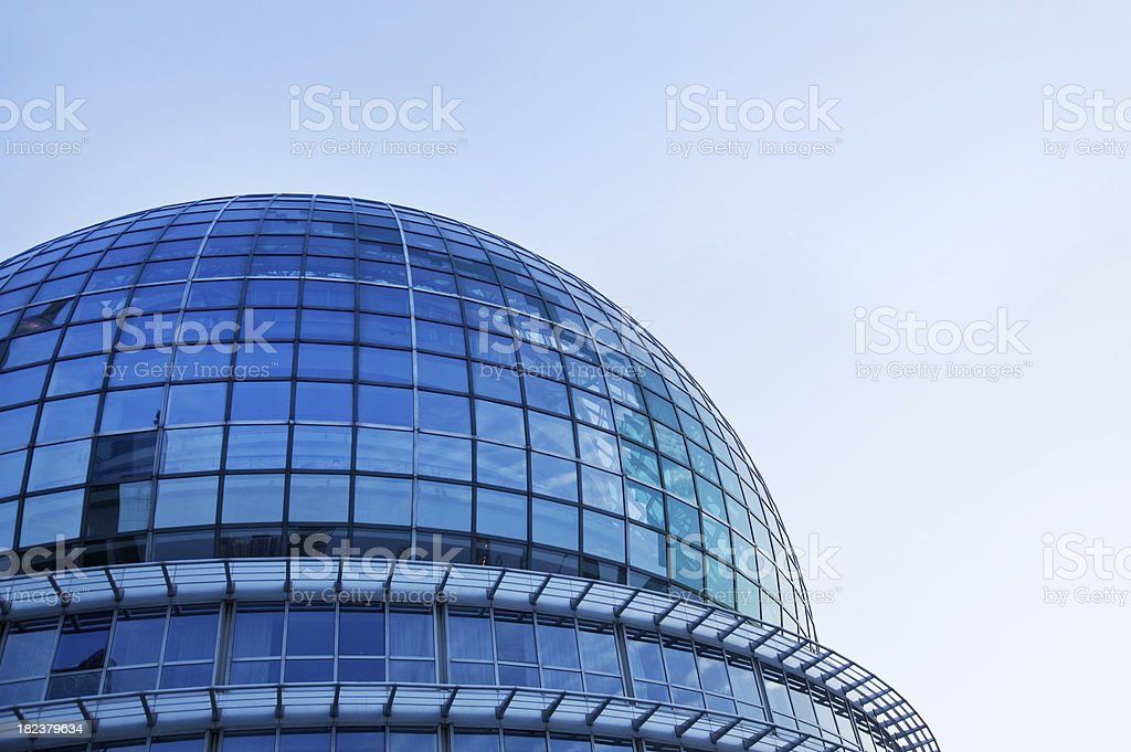 Dome Building royalty-free stock photo