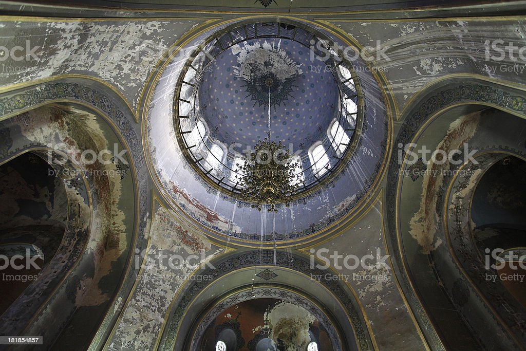 Dome Pattern royalty-free stock photo