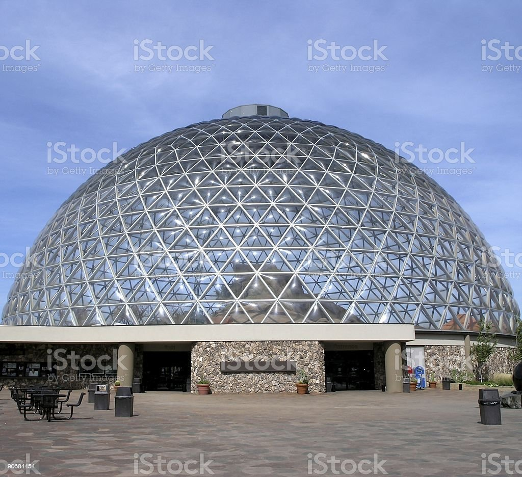 Dome royalty-free stock photo