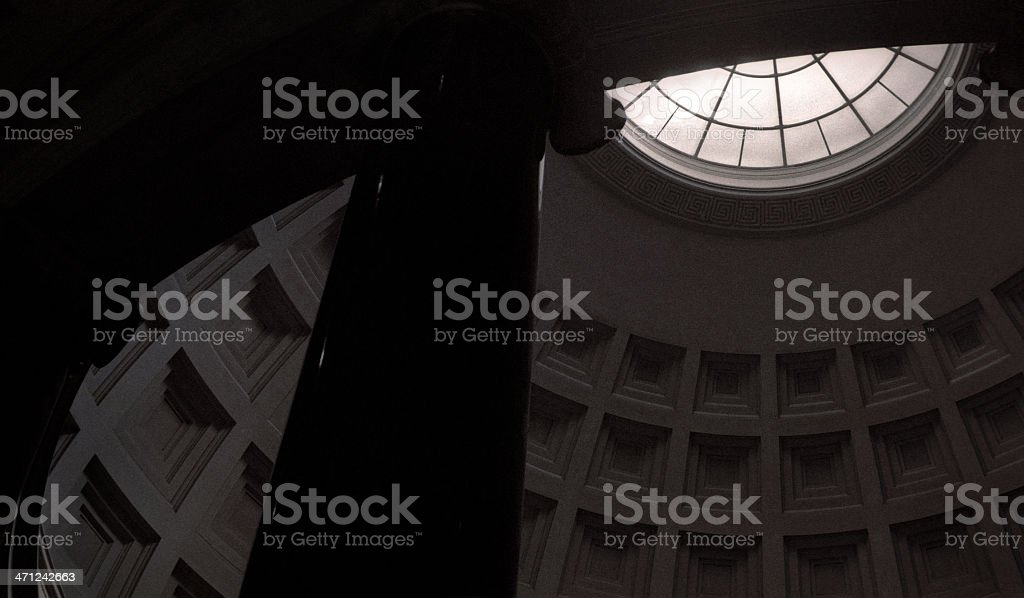 Domed Ceiling stock photo
