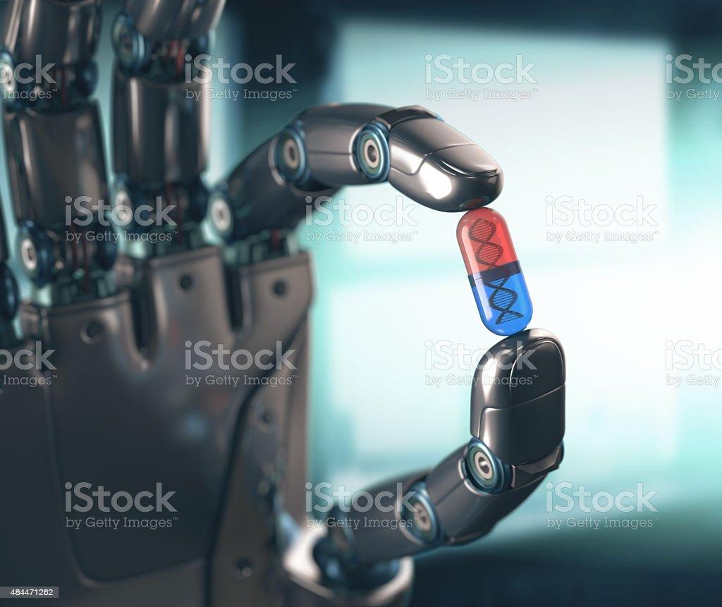 Dominate Machines stock photo