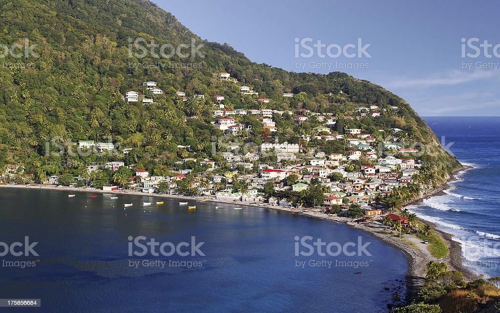Dominica, Caribbean Islands stock photo
