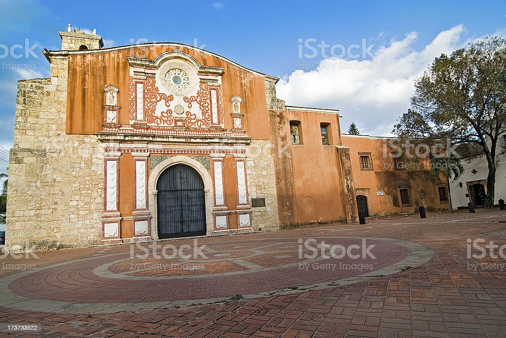 Convento de los Dominicos royalty-free stock photo