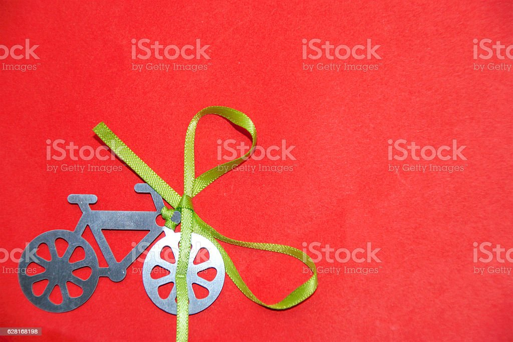 donate a bicycle stock photo