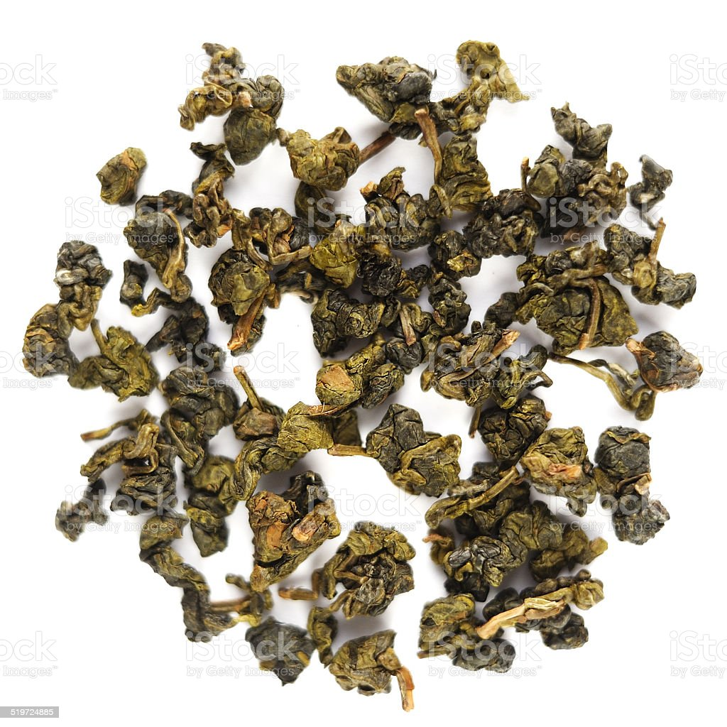 Dong Ding Oolong stock photo