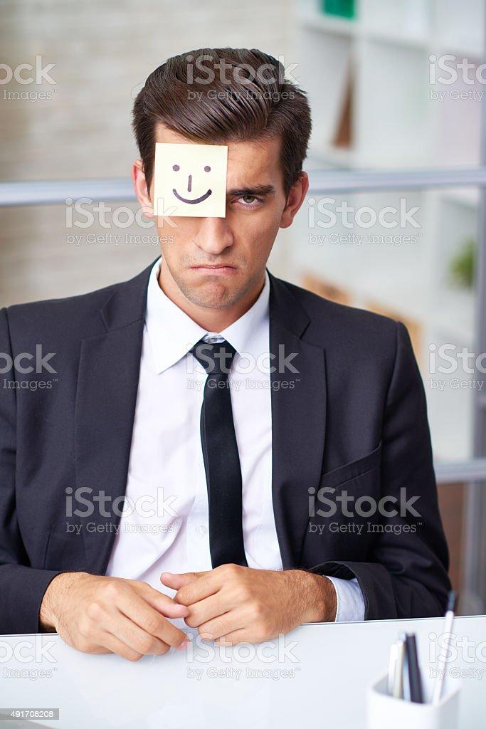 Don't disturb stock photo