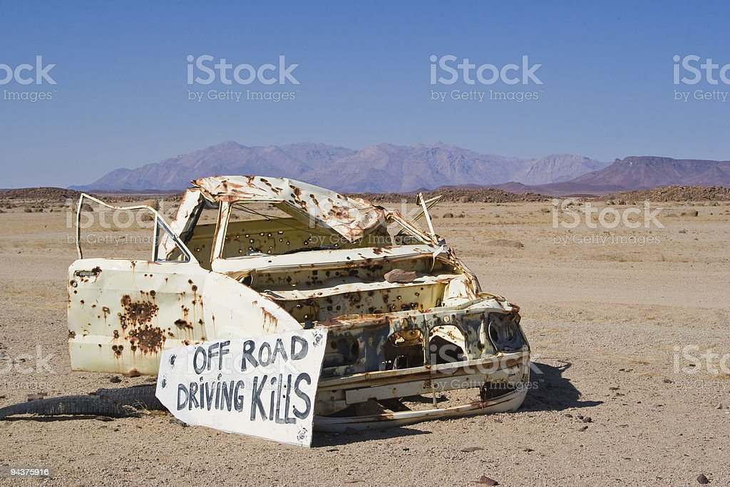 don't drink and drive stock photo
