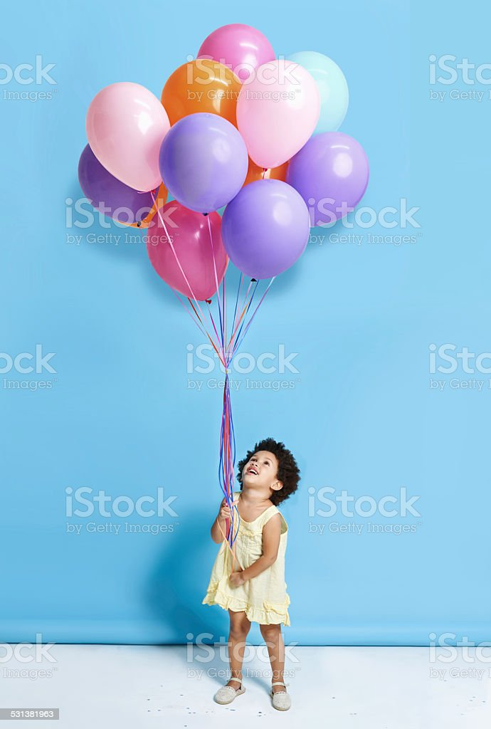 Don't fly away! stock photo