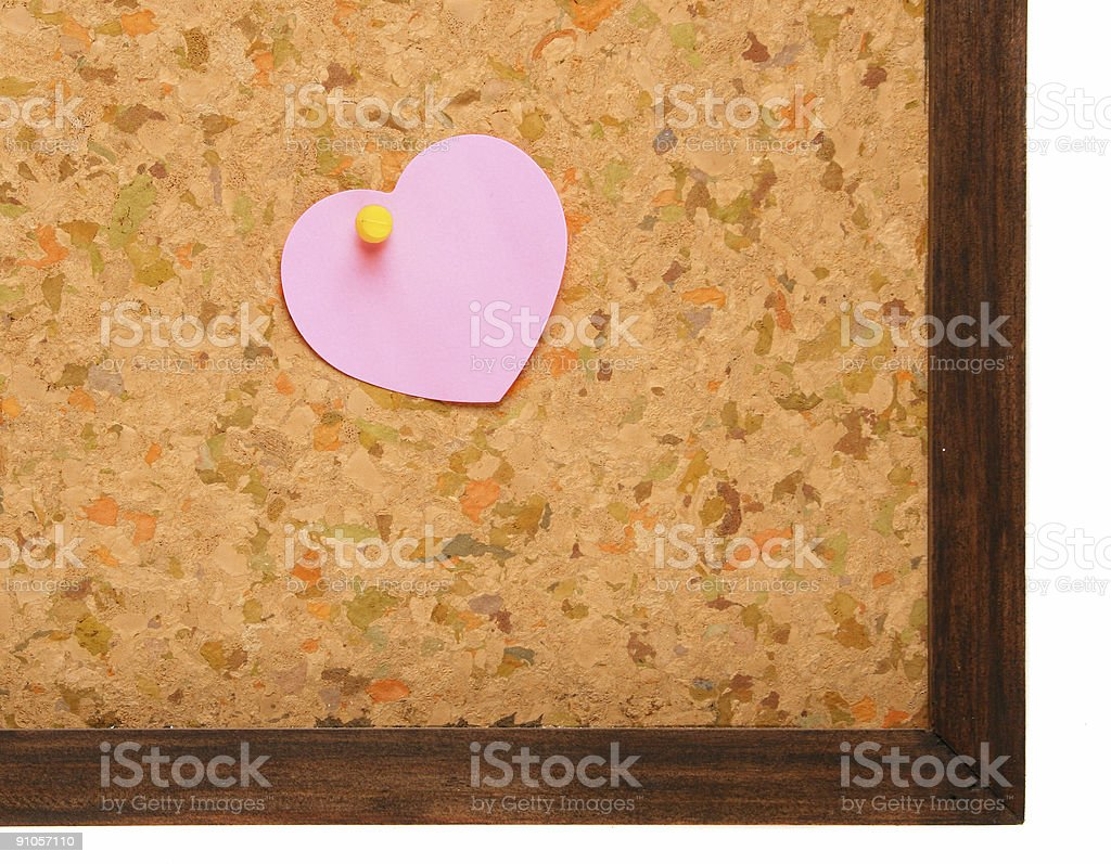 Don't forget Valentine's day! royalty-free stock photo