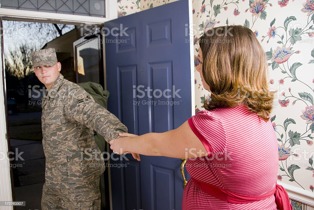 Don't go royalty-free stock photo