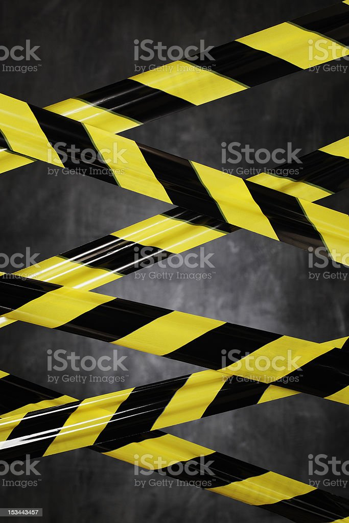 Don't Go There! stock photo