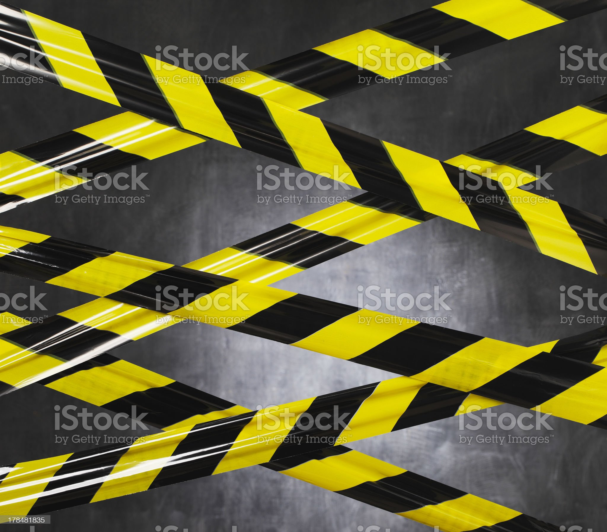 Don't Go There! royalty-free stock photo
