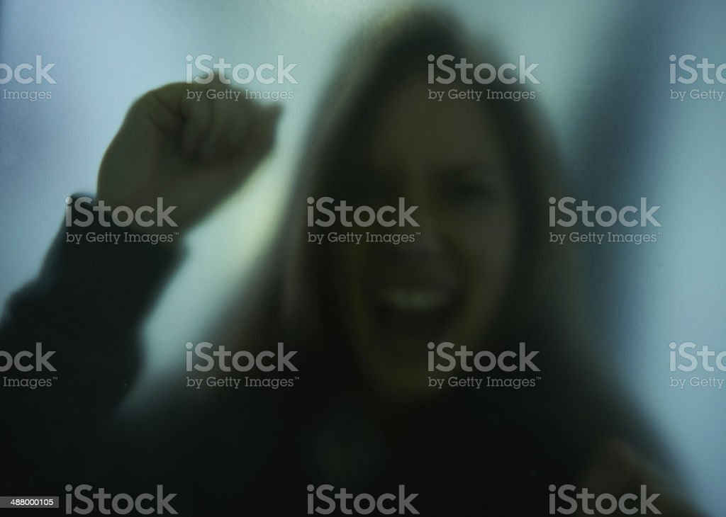 Don't leave me like this! royalty-free stock photo