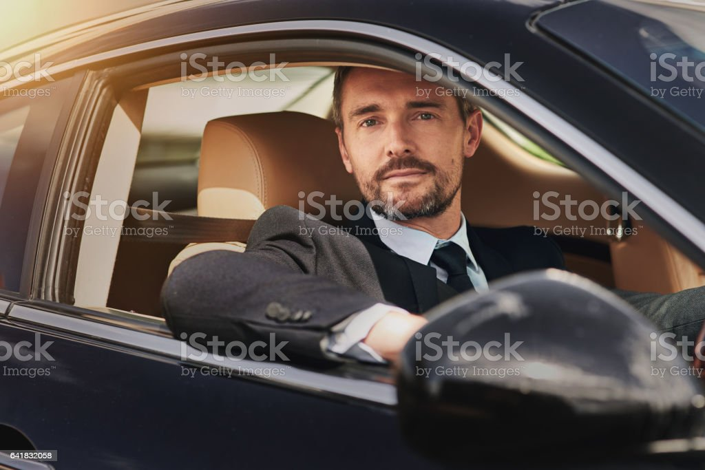 I don't mind the drive stock photo