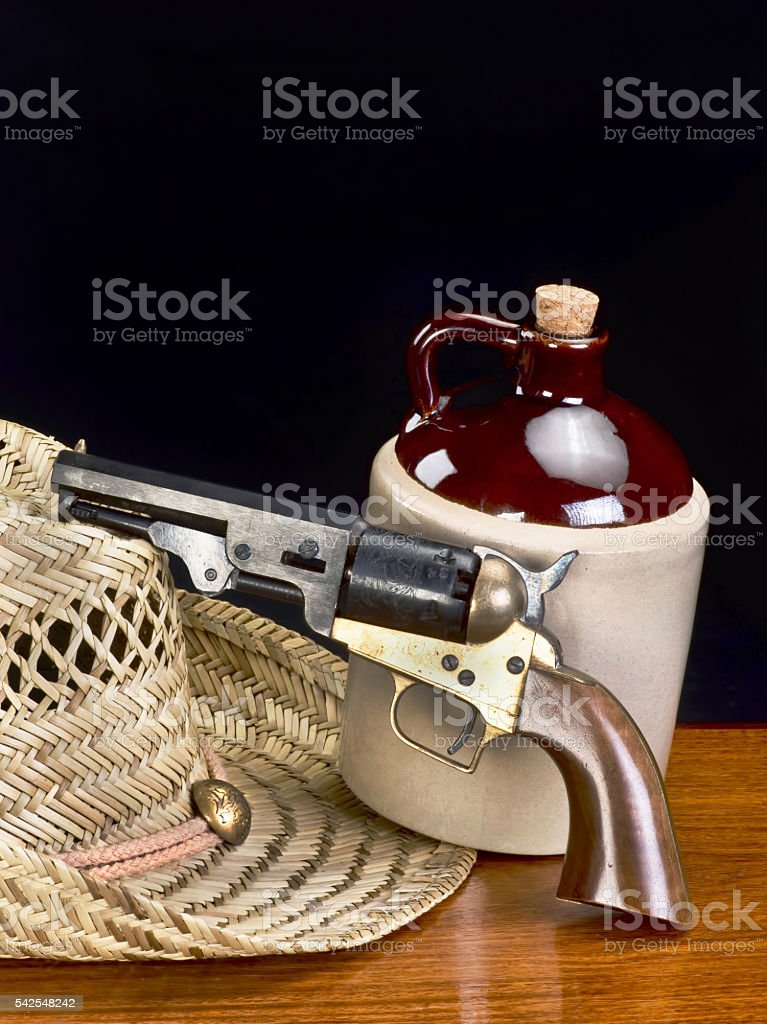 Dont Shoot and Drink. stock photo