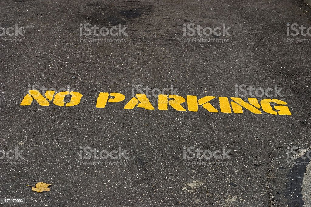 Don't Stop royalty-free stock photo