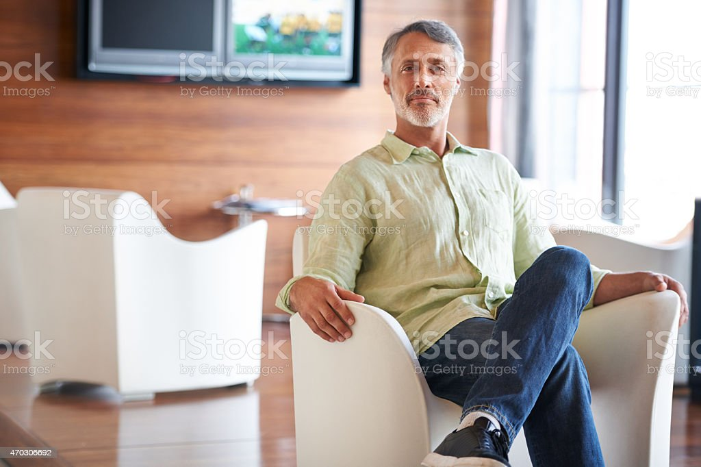 Don't stop until you're proud stock photo