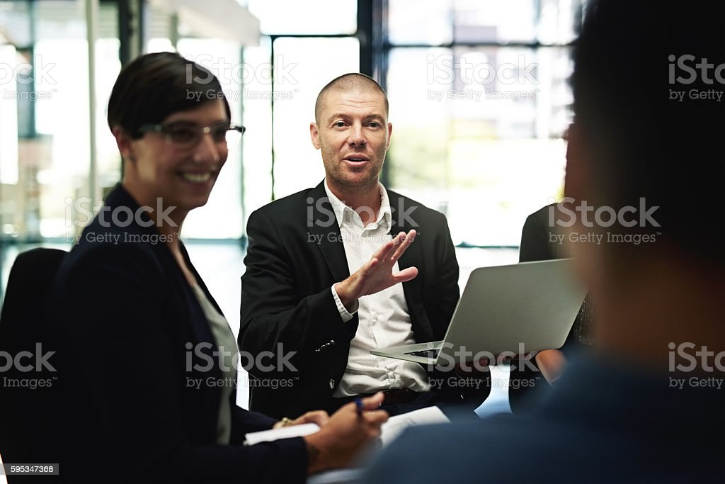 I don't want to tell you, let me show you stock photo