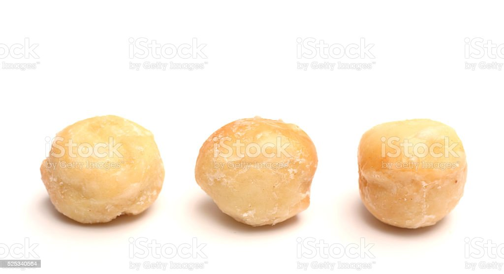 Donut Holes stock photo
