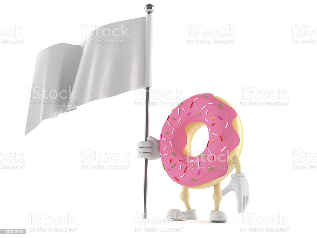 Donut royalty-free stock photo