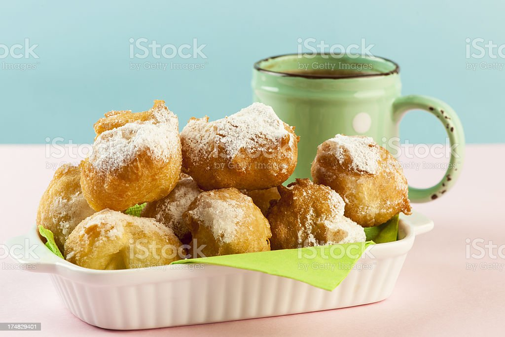Donut Sweet Food royalty-free stock photo