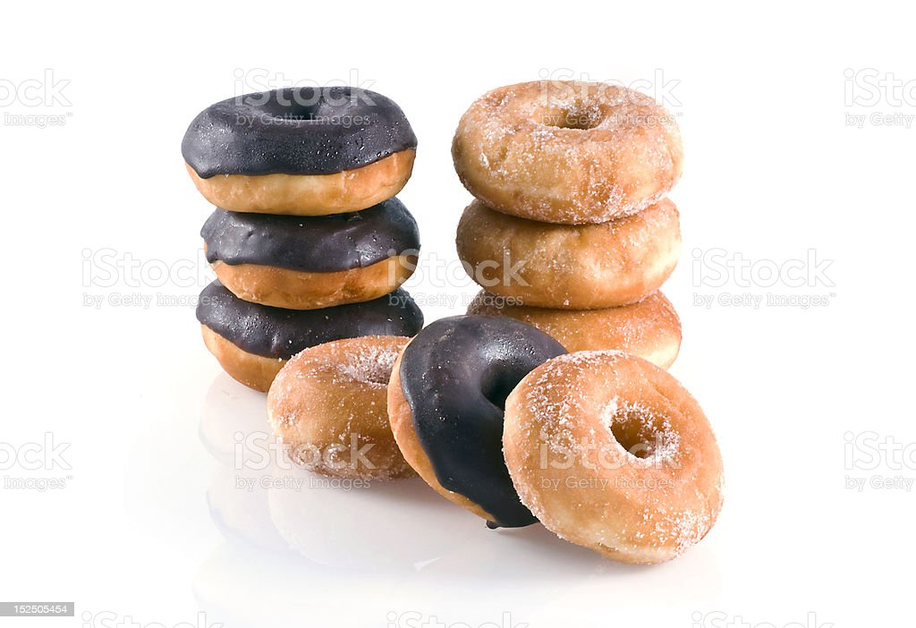 Donuts. stock photo